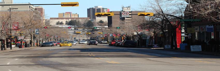 traffic lights road property management condo board rental apartment