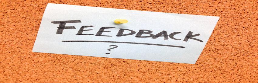 Feedback question blog magnum york