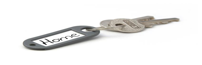key ring home tag keys
