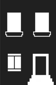 condo building house magnum graphic windows Investors