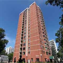 Amazing Merveilleux Building Tall Red Brick Apartment High Rise MAGNUM York  Property Management Ltd.