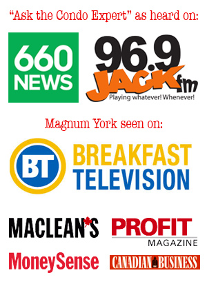 Magnum York as seen on Breakfast Television, Jack FM, 660 AM, Macleans, Profit, Money Sense, Canadian Business