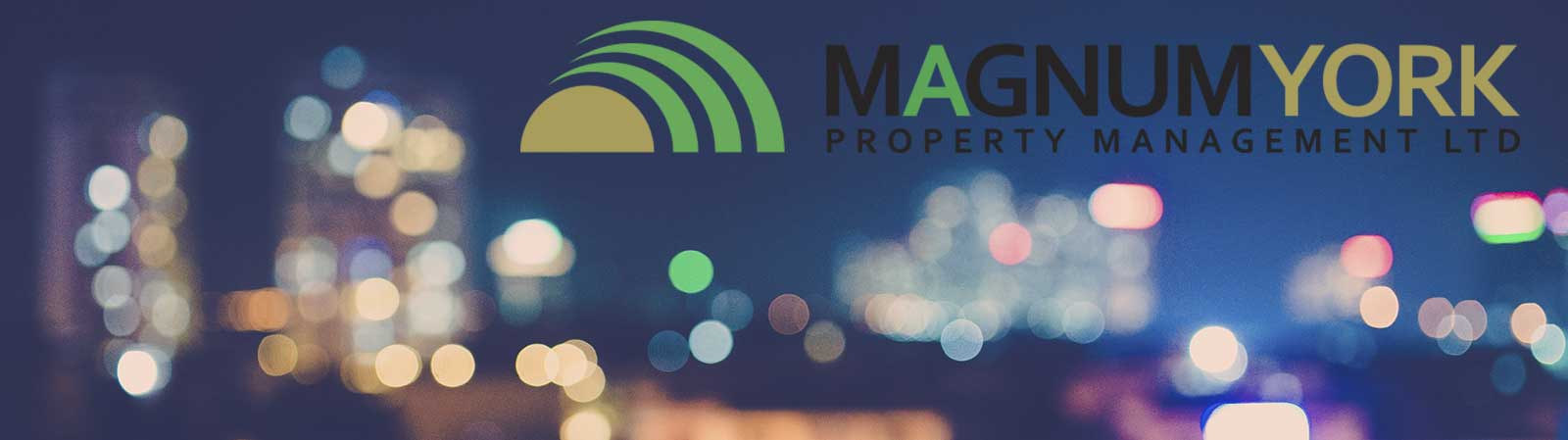 Magnum York Management Condo Terms you need to know lights buildings