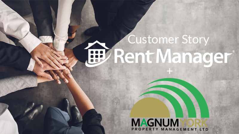 Magnum York Rent Manager Case Study Property Management Software Technology