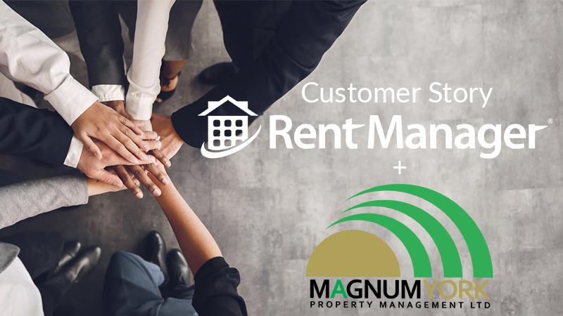 Magnum York Rent Manager Case Study Property Management Software Technology