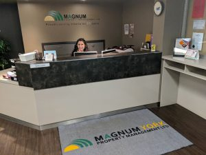 Gita Edmonton Office Magnum York reception