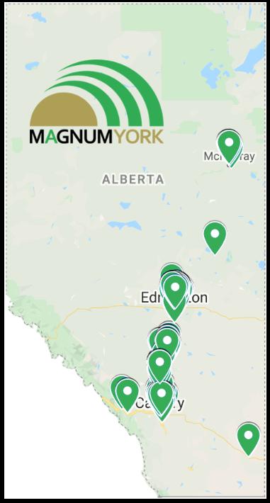 Magnum York manages over 750 properties across Alberta