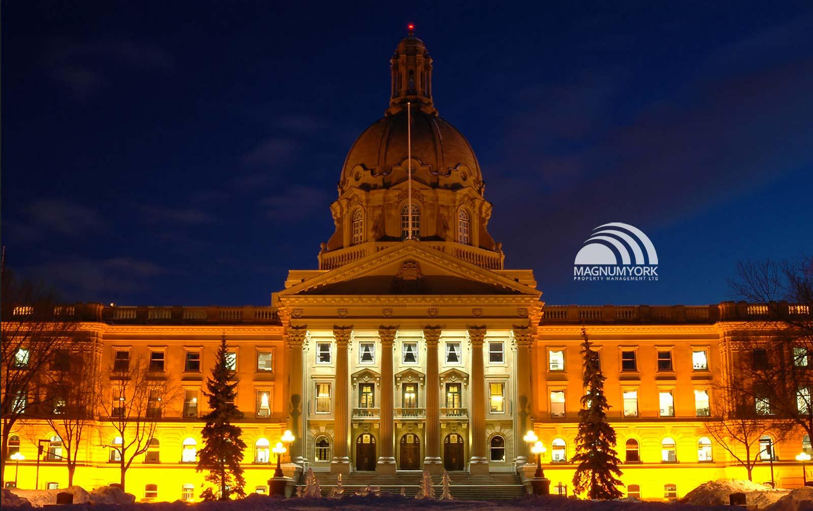 Alberta Legislature Bill 20, The Amendment To Real Estate Act, 2020