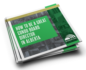 eBook How To Be A Great Condo Board Director in Alberta to help with Good Condo Board Meetings