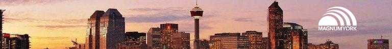 Magnum York Calgary header city downtown