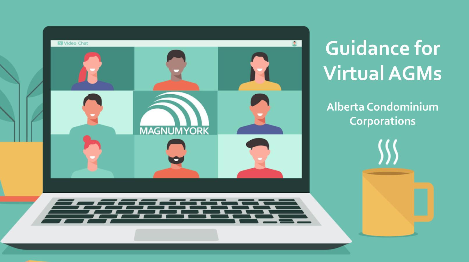 Magnum York Virtual AGM Guide